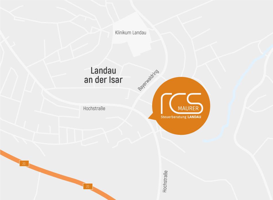 Kontakt Landau